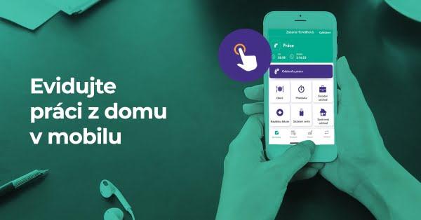 mobilní docházka